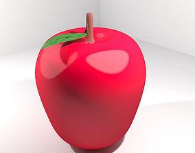 Mediterranean Fruit - Apple 3D