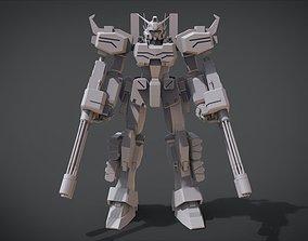 Heavyarms Custom 3D printable model