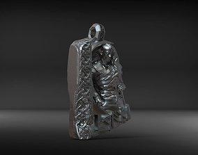 3D print model Mani god