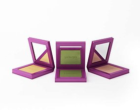 Cosmetics Eyeshadow Blush 3D