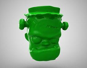Frankenstein Bucket 3D print model