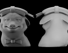 Dog Sculpt 3D print model