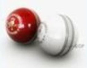 3D Cricket Ball