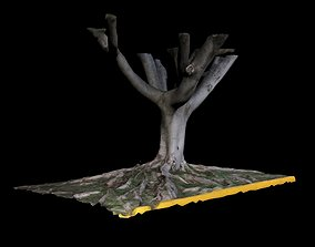 leaf 3D Ficus
