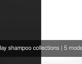 3D Olay shampoo collections
