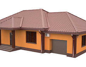 3D model Private House