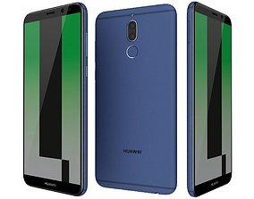 3D Huawei Mate 10 Lite Aurora Blue
