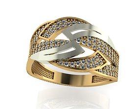 ring stone 20 3D print model