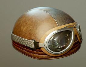 3D model Biker Helmet
