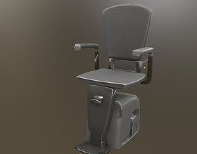 Stair Lift Chair 3D asset