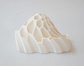 Pen or pencil holder 3D print model