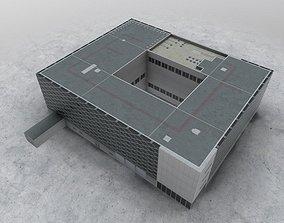 3D asset LFMN Building 1
