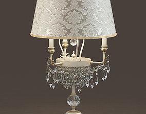 3D Table lamp Masiero GLASSE TL3 P01