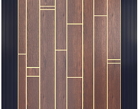 3D model Decor wood Panel 24