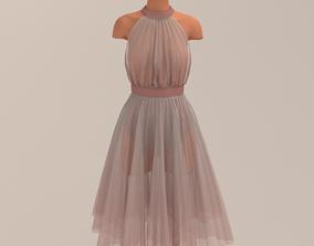 3D Soft Ballerina