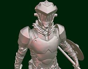 3D print model Goblin Slayer