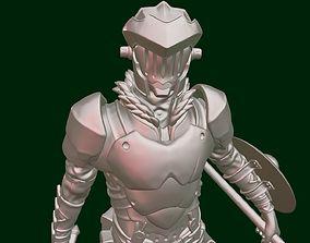 animecharacters Goblin Slayer 3D printable model