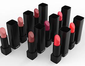 Chanel Rouge Allure Velvet Extreme 3D model