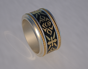 ring mail9 3D printable model
