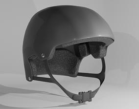 Bike skate helmet free model 3D