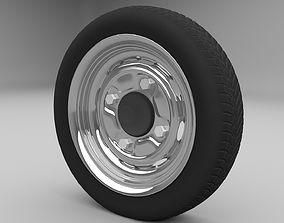 Generic Wheel 3D model