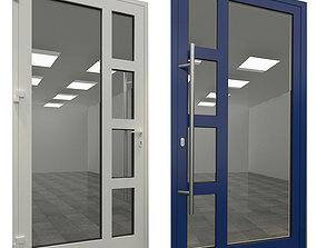 Aluminum Joinery Doors 3D model
