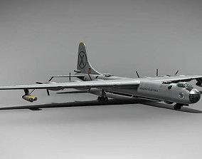Convair B-36 Peacemaker USA 1946 3D