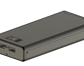 3D print model Powerbank body