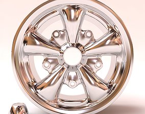 VW Empi 5 Spoke Wheels printable