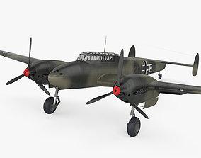 Messerschmitt Bf 110 3D