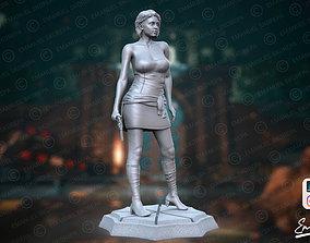 3D print model Jill Valentine
