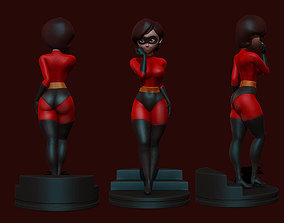 elastigirl - helen parr - the incredibles - 3d print