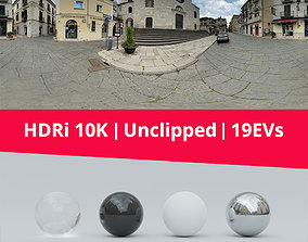 evs 3D HDRi Church and Buildings