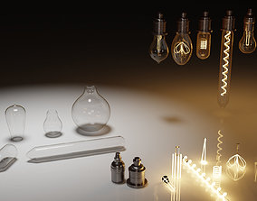 Light Bulb Kit 3D model