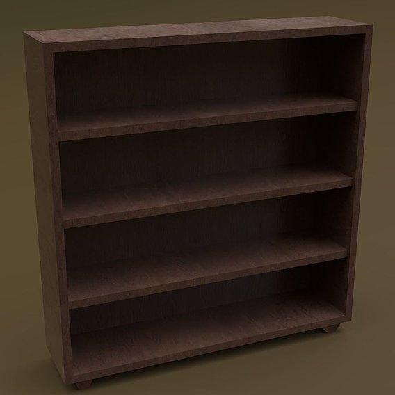 Bookshelf 04 R