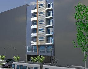 3D Building housing