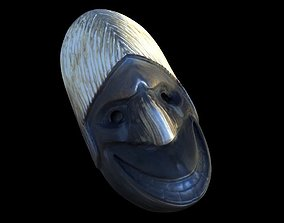 Indigenous objects 3D model