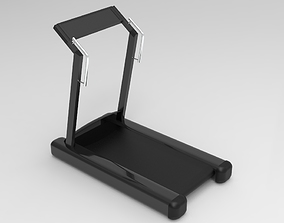 3D printable model Treadmill