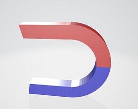 3D asset game-ready magnet