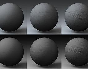 3D Displacement Landscape Shader 014