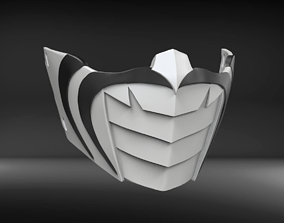 3D printable model Super One Mask Fan Art