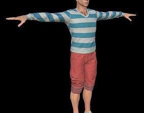 NPC man 2 3D model