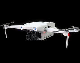 drone model 3D