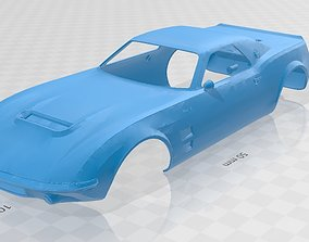 Mach 2 Printable Body Car