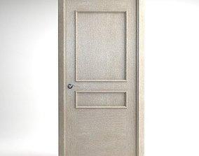 3D model Wooden Door -10