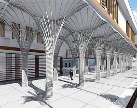 1125 - Architecture project Cultural Center 3D
