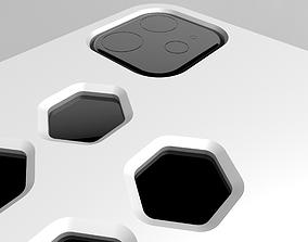 3D print model iPhone 11 Case Sesto Elemento