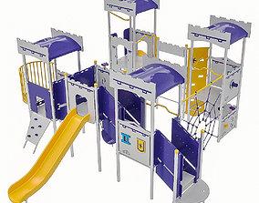 Playground Equipment 041 3D model
