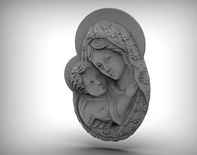 holy maria - 005 3D print model