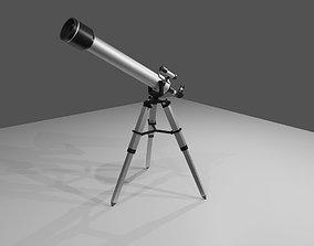 Telescope - Lunette - Telescopio - Luneta 3D